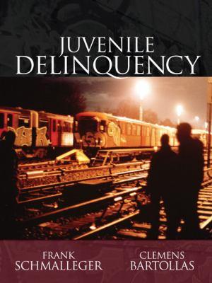 Juvenile Delinquency 9780205515240