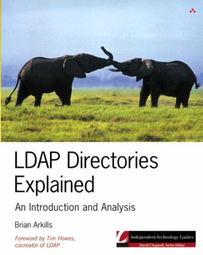 LDAP Directories Explained: An Introduction and Analysis 9780201787924