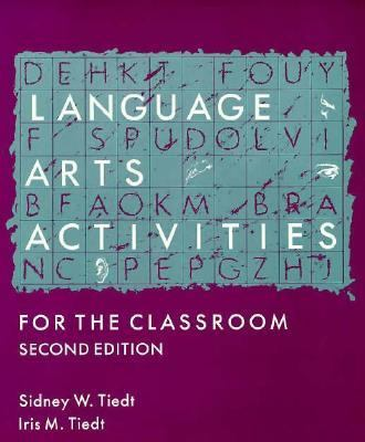 Language Arts Activities for the Classroom 9780205104789