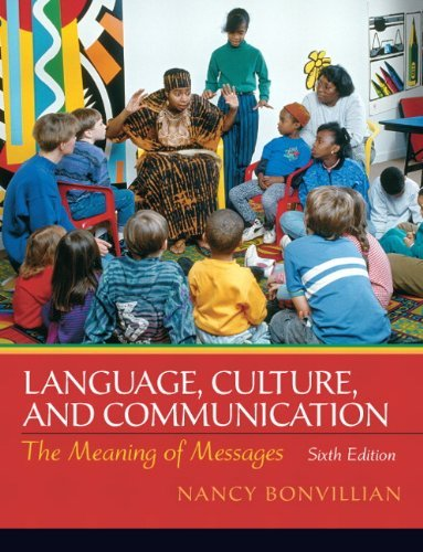 Language culture and communication the meaning of messages
