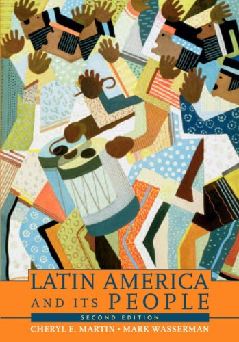 Latin America and Its People 9780205520534