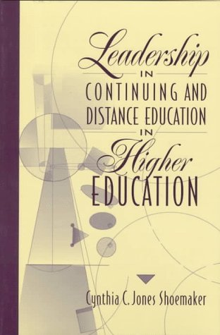 Leadership in Continuing and Distance Education in Higher Education 9780205268238