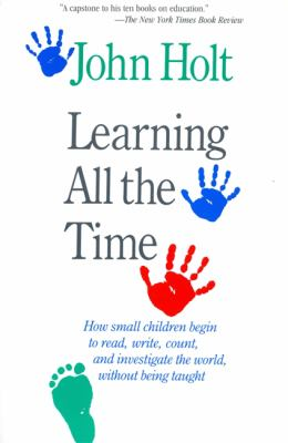 Learning All the Time 9780201550917