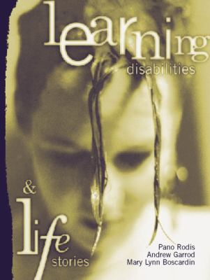 Learning Disabilities and Life Stories 9780205320103