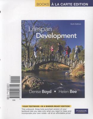 Lifespan Development, Books a la Carte Edition