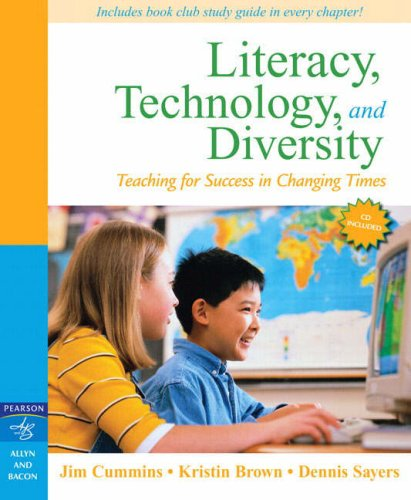 Literacy, Technology, and Diversity: Teaching for Success in Changing Times [With CDROM] 9780205389353