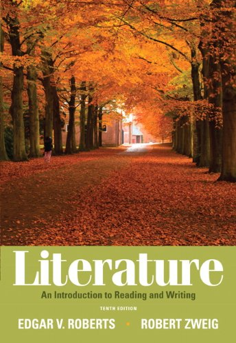 Literature: An Introduction to Reading and Writing 9780205000364