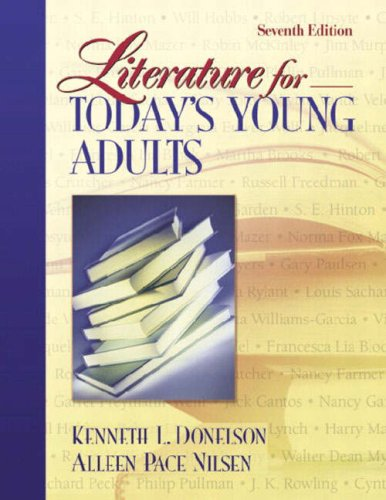 Literature for Today's Young Adults 9780205410354