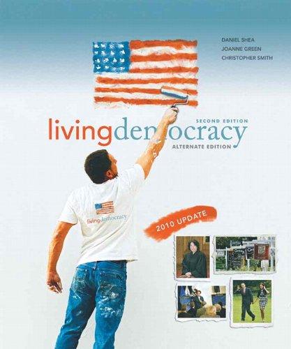 Living Democracy, 2010 Update, Alternate Edition 9780205799923