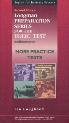 Longman Preparation TOEIC Practice Tests 9780201877946
