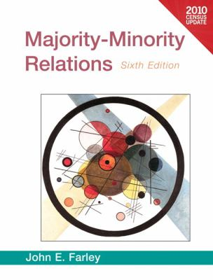 Majority-Minority Relations, Census Update 9780205006571