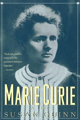 Marie Curie: A Life 9780201887945