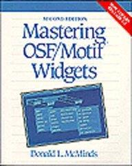 Mastering OSF/Motif Widgets 9780201633351