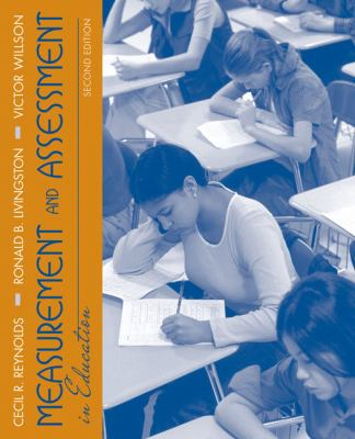 Measurement and Assessment in Education 9780205579341