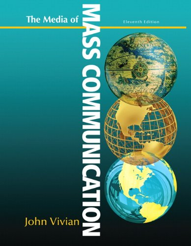 Media of Mass Communication 9780205029587