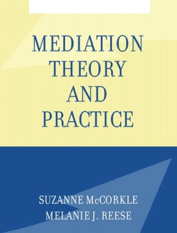 Mediation Theory and Practice 9780205361083