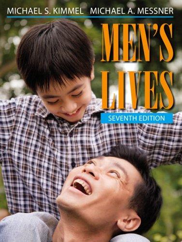 Men's Lives: 9780205485451