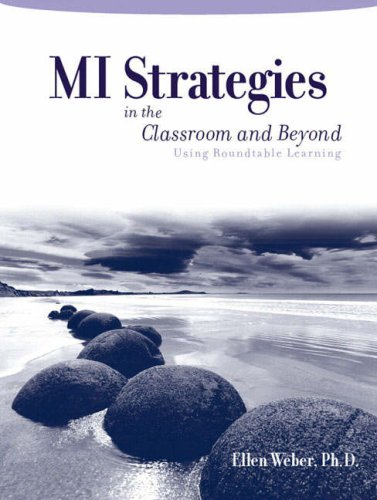 Mi Strategies in the Classroom and Beyond: Using Roundtable Learning 9780205408252