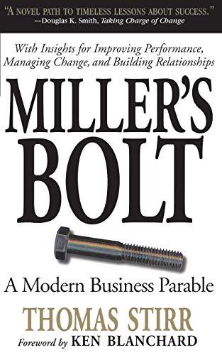 Miller's Bolt 9780201143799