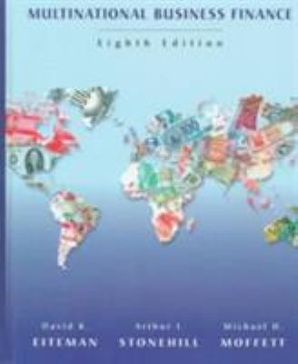 Multinational Business Finance 9780201524857