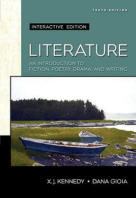 Myliteraturelab -- Standalone Access Card -- For Literature: An Introduction to Fiction, Poetry, and Drama, Interactive Edition 9780205676835