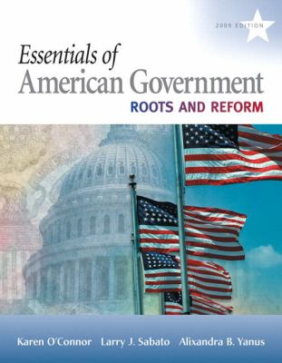 Mypoliscilab Student Access Code Card for Essentials of American Government (Standalone) 9780205697939