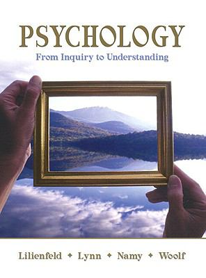 Mypsychlab with E-Book Student Access Card for Psychology: From Inquiry to Understanding (Standalone) 9780205674091