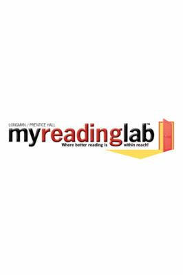 Myreadinglab -- Standalone Access Card 9780205669004