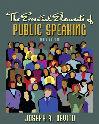 Myspeechlab with Pearson Etext -- Standalone Access Card -- For Essential Elements of Public Speaking 9780205661497