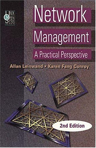 Network Management: A Practical Perspective - 2nd Edition