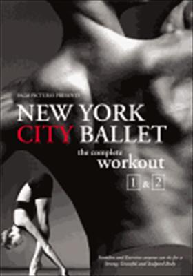 New York City Ballet: The Complete Workout 1 & 2 0660200314828