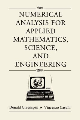Numerical Analysis 9780201406924