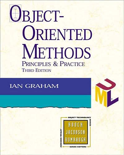 Object-Oriented Methods 9780201619133