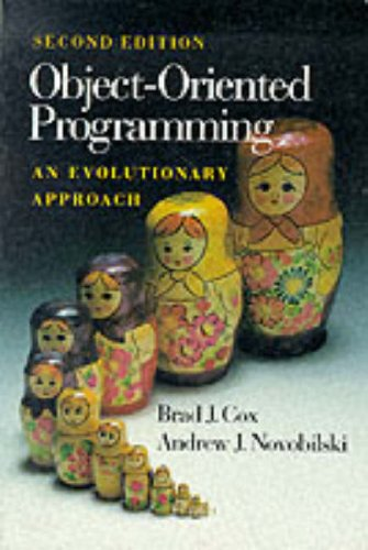 Object-Oriented Programming : An Evolutionary Approach - 2nd Edition