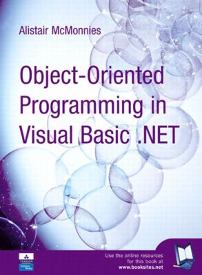 Object-Oriented Programming in Visual Basic .Net 9780201787054