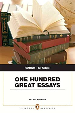 One Hundred Great Essays 9780205535552