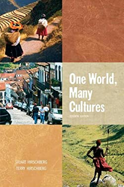 One World, Many Cultures 9780205605453