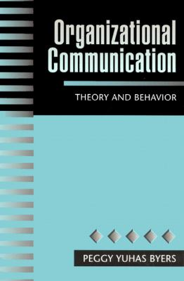 communication in organizational behavior pdf
