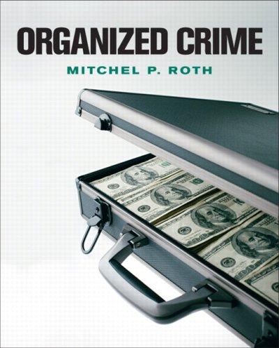 Organized Crime 9780205508273