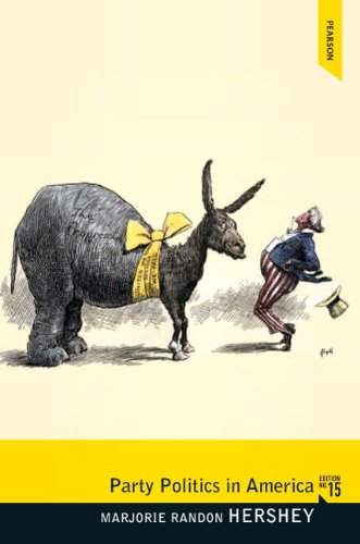 Party Politics in America 9780205251773
