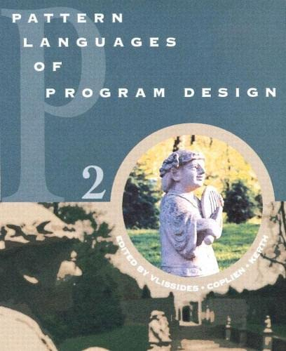 Pattern Languages of Program Design 2 9780201895278