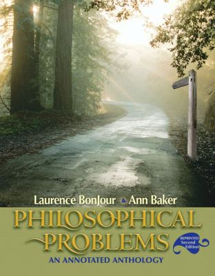 Philosophical Problems: An Annotated Anthology 9780205639472