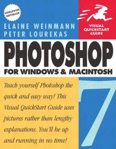 Photoshop 7 for Windows and Macintosh: Visual QuickStart Guide 9780201882841