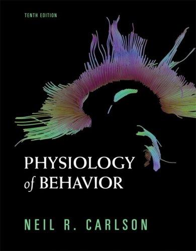 Physiology of Behavior 9780205666270