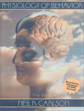 Physiology of Behavior [With CD-ROM] 9780205308408