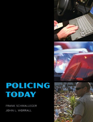 Policing Today 9780205515516