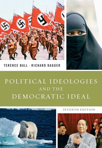 Political Ideologies and the Democratic Ideal 9780205607372