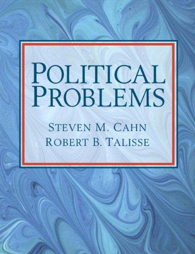 Political Problems 9780205642472