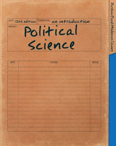 Political Science: An Introduction 9780205075942