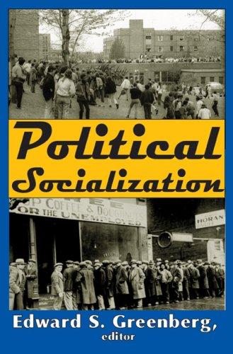 Political Socialization 9780202363233